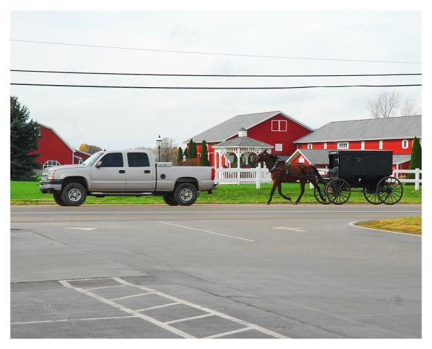 26G_12J23_Amish Carriage vs Pickup Shipshewana_0088+03F